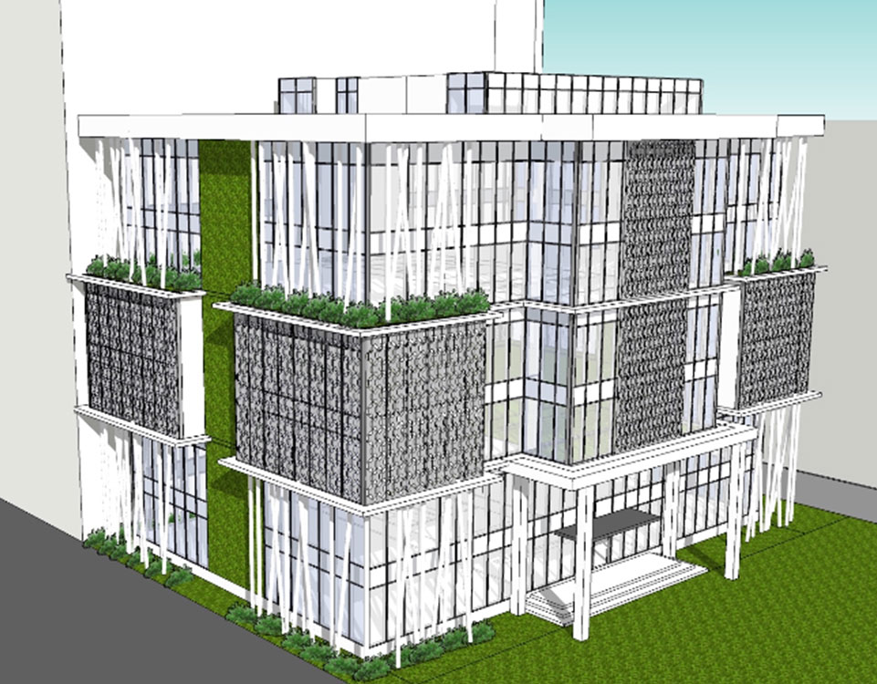 MSTI Office Building